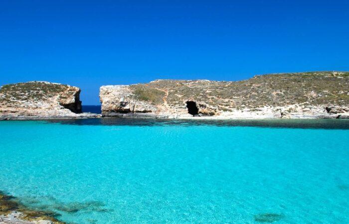Viaggio organizzato a Malta e Comino - Blue Lagoon