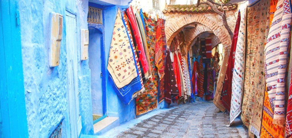 Viaggio organizzato in Marocco del Nord alla scoperta di Chefchaouen e le città del Nord