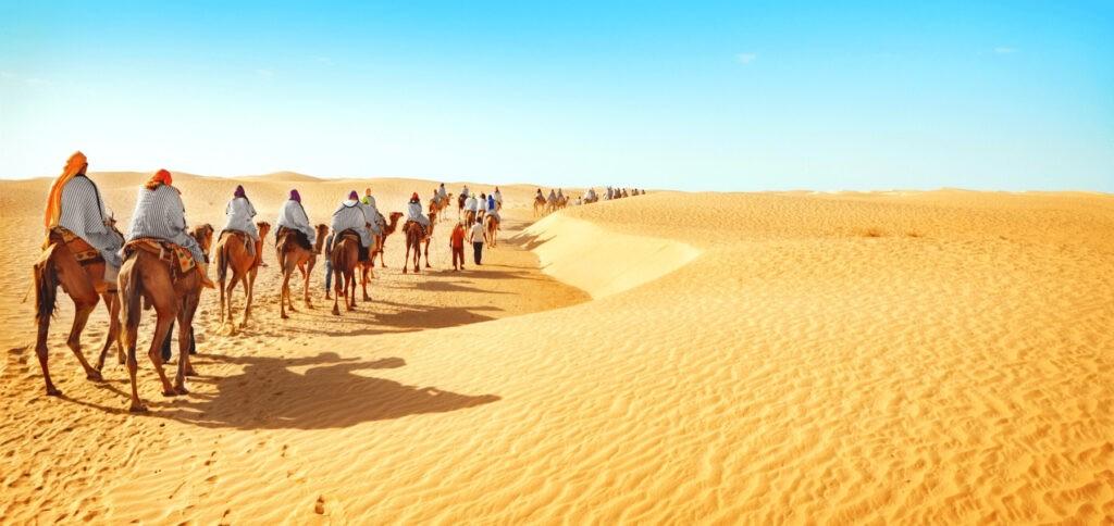 Viaggio organizzato in Marocco alla scoperta del deserto del Sahara