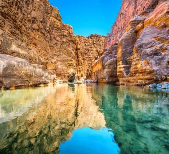 Viaggio organizzato in Giordania alla scoperta di Petra e del Wadi Mujib