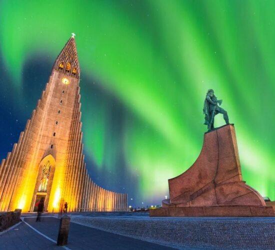 Viaggio organizzato in Islanda alla scoperta della magia dell'aurora boreale