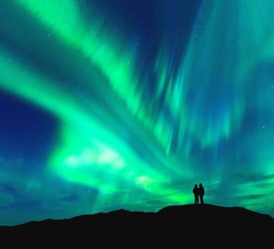 Viaggio organizzato in Islanda a caccia della aurora boreale