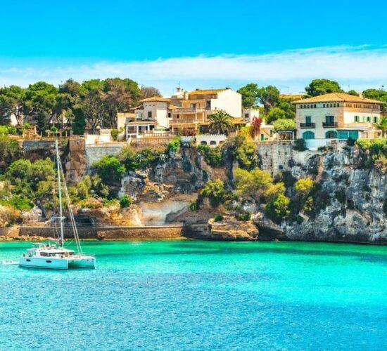 Vacanza in barca alle Baleari - Palma di Maiorca vi stupirà in tutta la sua bellezza