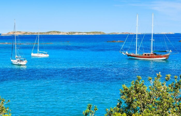Viaggio in barca Corsica e Sardegna