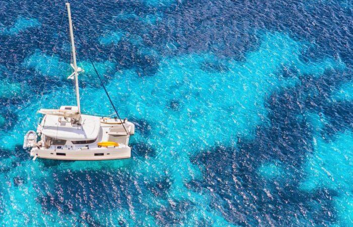 Viaggio in catamarano Corsica e Sardegna
