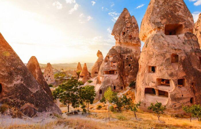 Viaggio di gruppo in Turchia ad Istambul, Cappadocia e Pamukkale