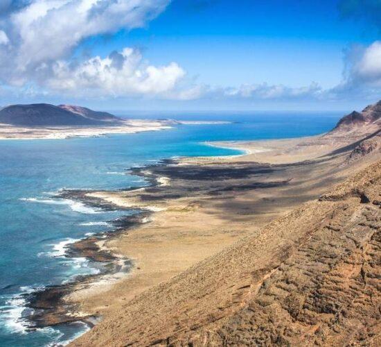 Viaggio organizzato a Lanzarote alle Canarie - Panorami mozzafiato