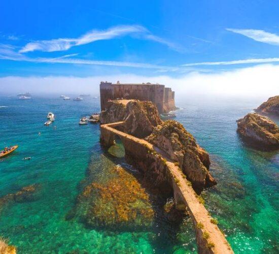 Viaggio di gruppo in Portogallo - Castelli sul mare