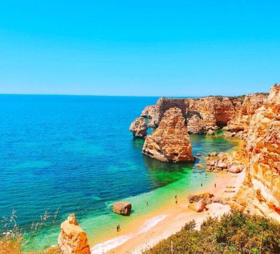 Viaggio in Portogallo nell'algarve