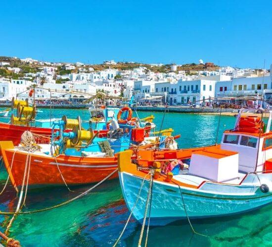 Viaggio di gruppo in Grecia - Zante