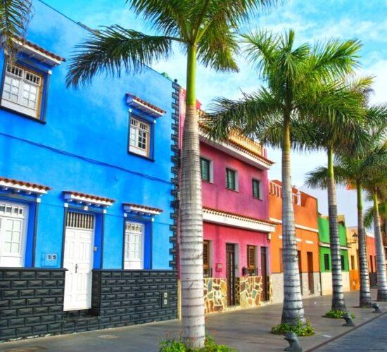 Viaggio alle Canarie a Santa Cruz de Tenerife