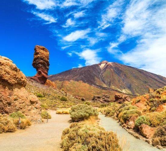 Viaggio organizzato a Tenerife tra paesaggi lunari