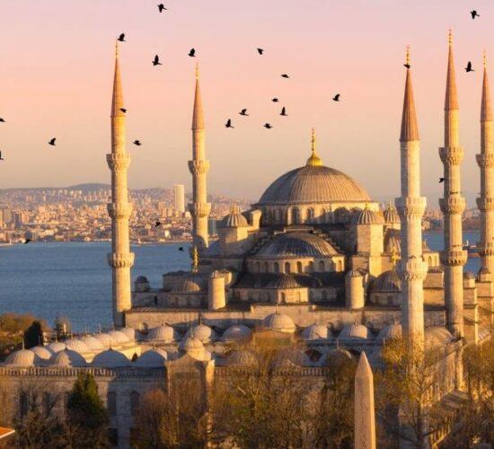 Viaggio organizzato in Turchia e la grande moschea di Istambul