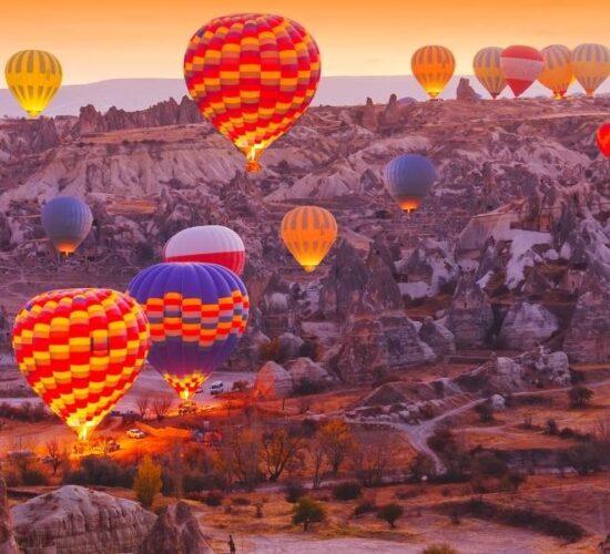 Viaggio organizzato in Turchia e la magia della Cappadocia