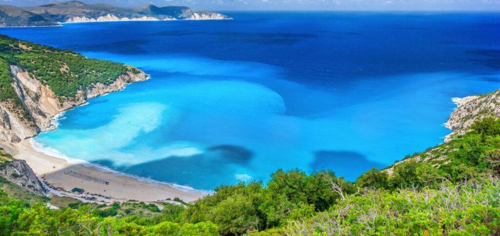 Viaggio Organizzato a Zante Cefalonia Itaca - Myrtos